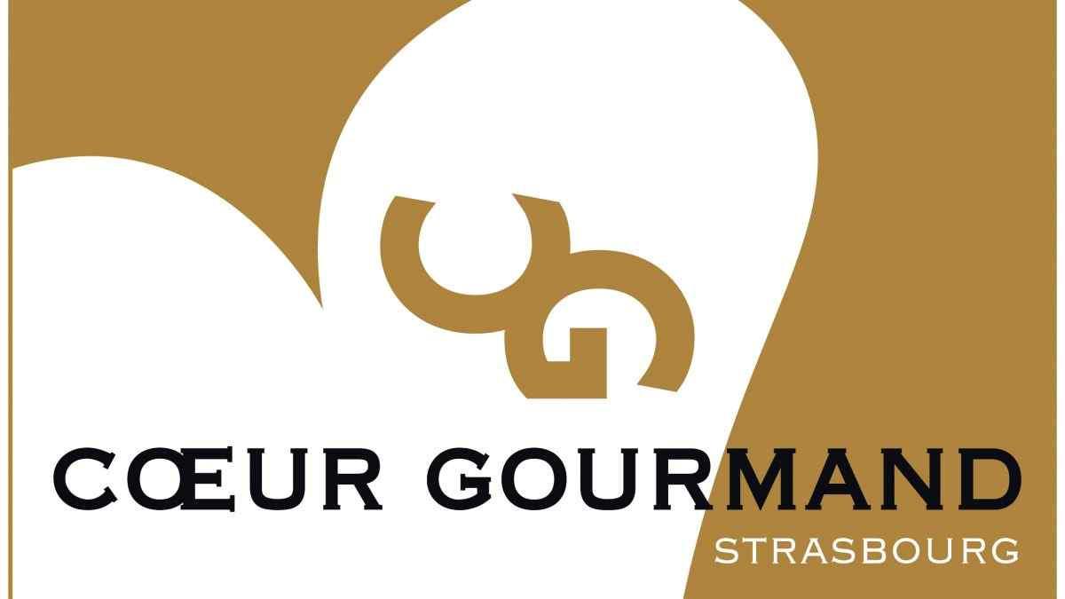 Logo coeur gourmand