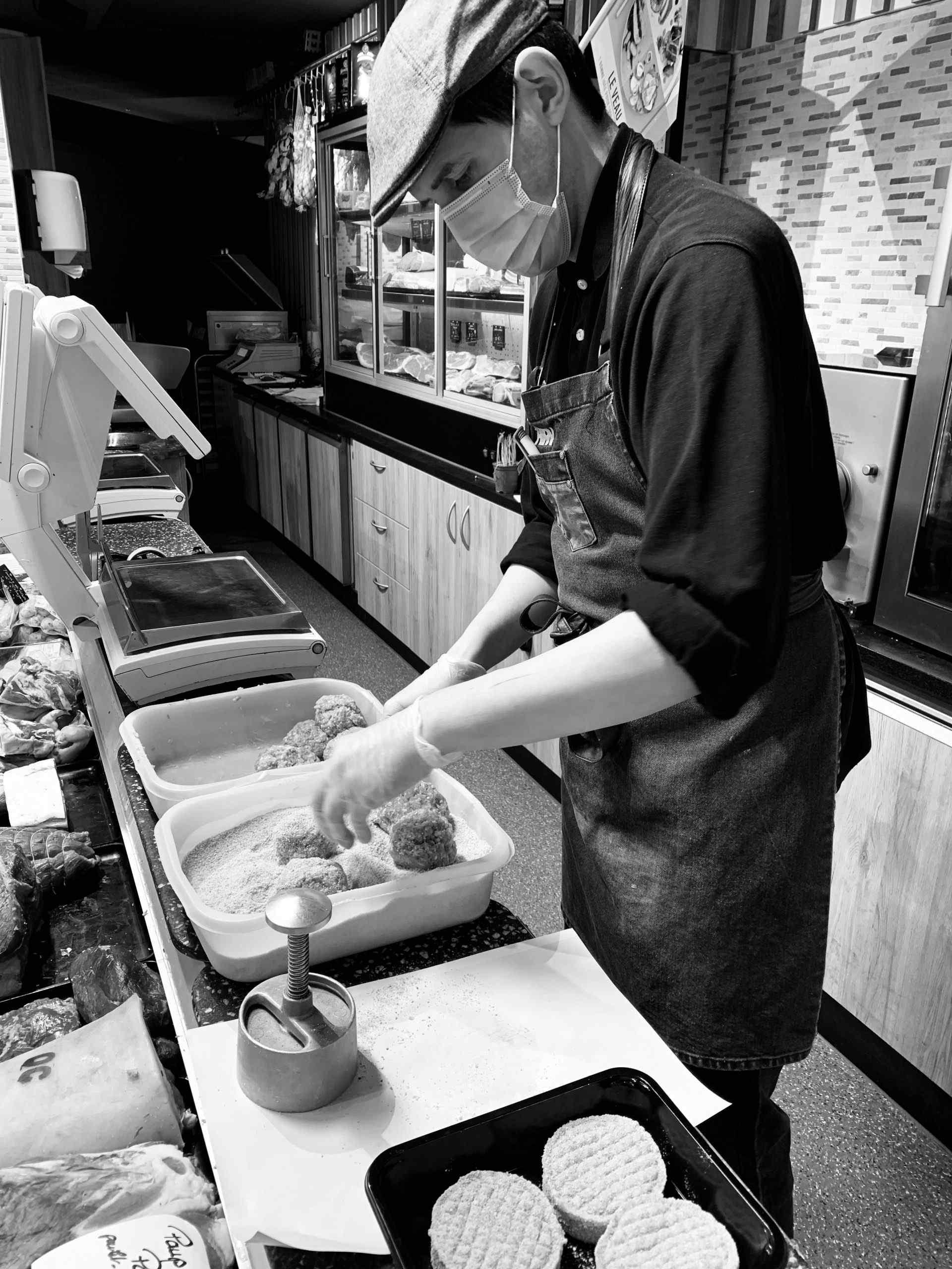 L'art du geste : «les outils du maître boucher»