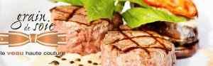 Le veau Grain de Soie : le veau haute couture